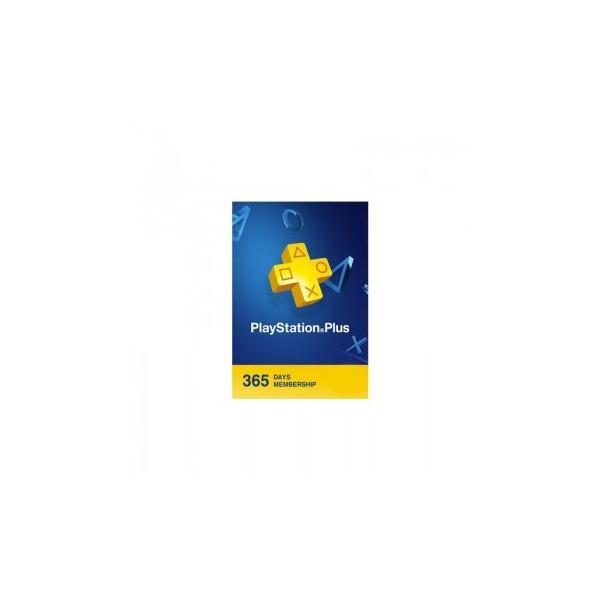 Abonnement Playstation Plus 12 mois - Cartes Cadeaux Maroc