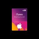 Carte Itunes App Store 30€ - Cartes Cadeaux Maroc