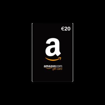 Amazon Gift Card 20€ - Cartes Cadeaux Maroc