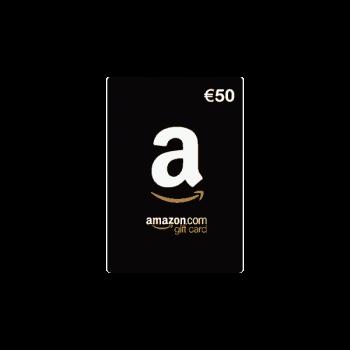 Amazon Gift Card 50€ - Cartes Cadeaux Maroc