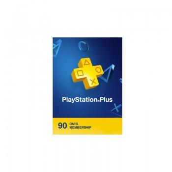 Abonnement Playstation Plus 3 mois - Cartes Cadeaux Maroc