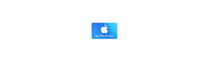 Carte Apple store & Itunes - Carte Cadeaux Maroc