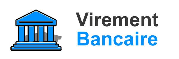 virement/versement bancaire